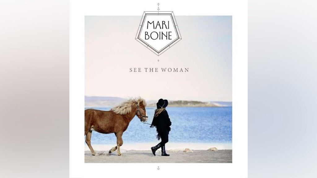 Mari Boine - See the Woman (Foto: Musikverlag)