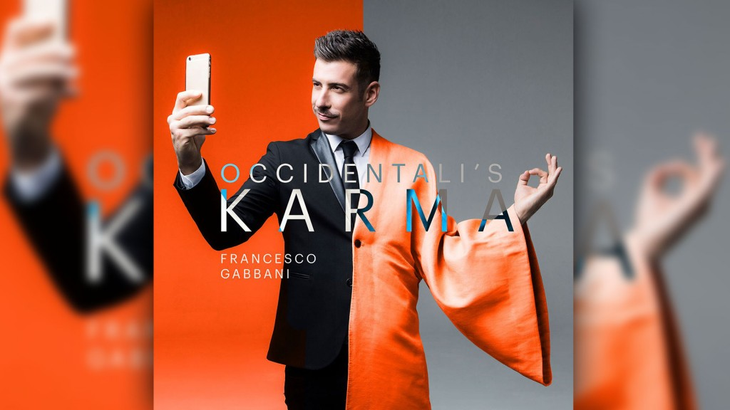 Francesco Gabbani : Occidentali's Karma (Bild: Musikverlag)