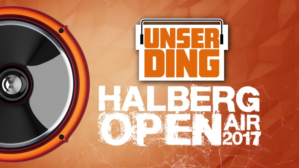 Foto: Logo Halberg Open Air