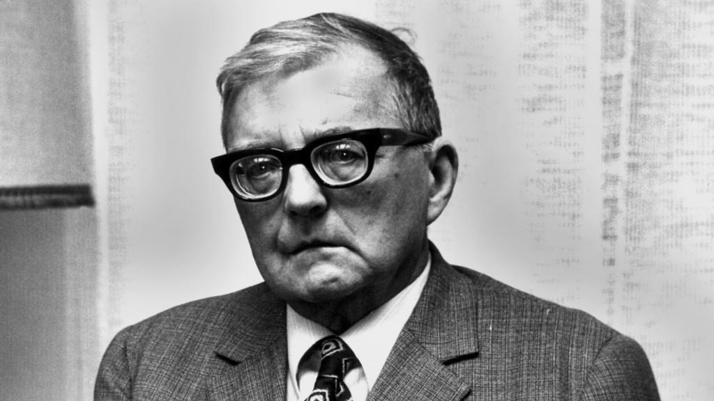 Dmitrij Schostakowitsch (Foto: dpa/picture alliance)