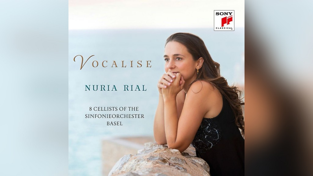 Nuria Rial und 8 Cellisten des Sinfonieorchesters Basel - Vocalise (Foto: Sony Classics)
