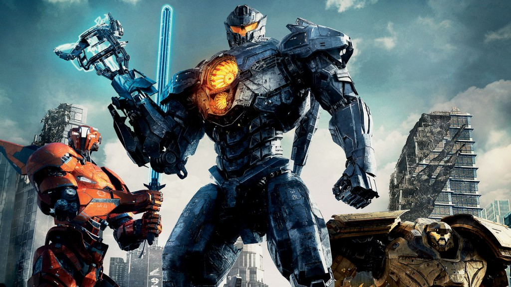 Foto: Filmplakat Pacific Rim 2: Uprising (Universal Pictures Germany)