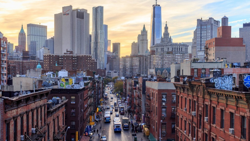 Foto: Lower East Side New York (dpa)