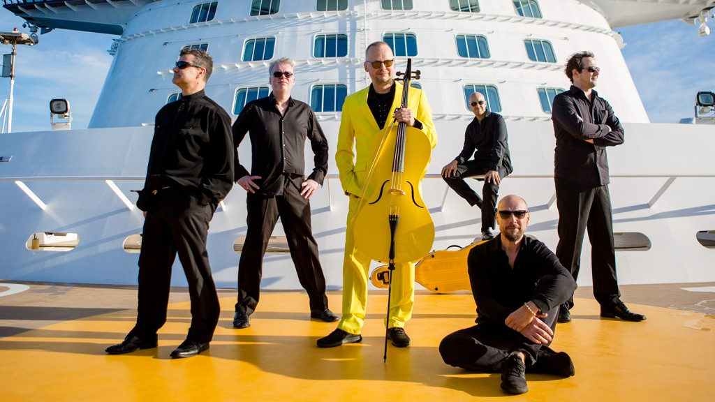 Pressefoto: Yellow Cello