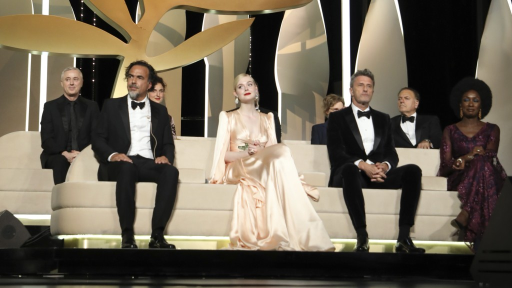 Die Jury der Filmfestspiele Cannes 2019 (Foto: dpa / Invision / AP / Vianney Le Caer)
