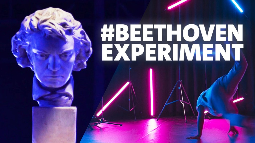 Foto zum #Beethoven Experiment (WDR)