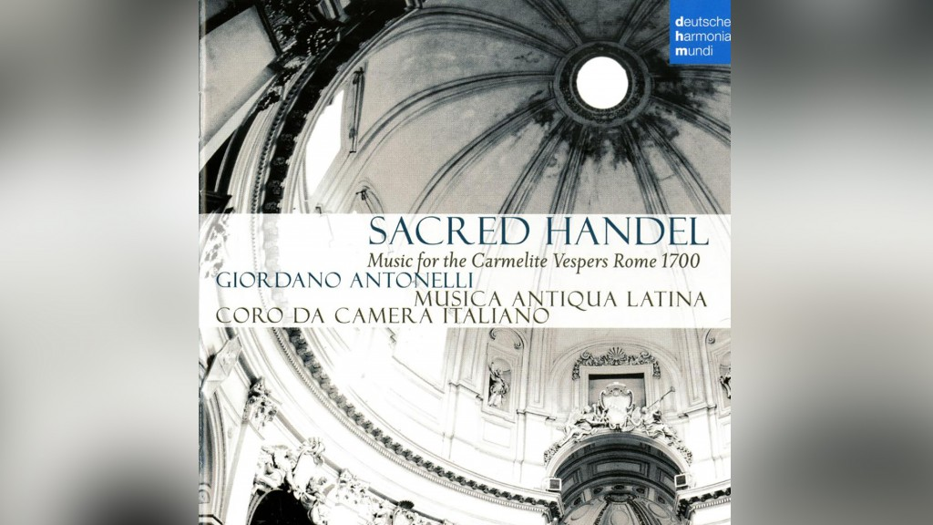 CD-Cover (deutsche harmonia mundi)
