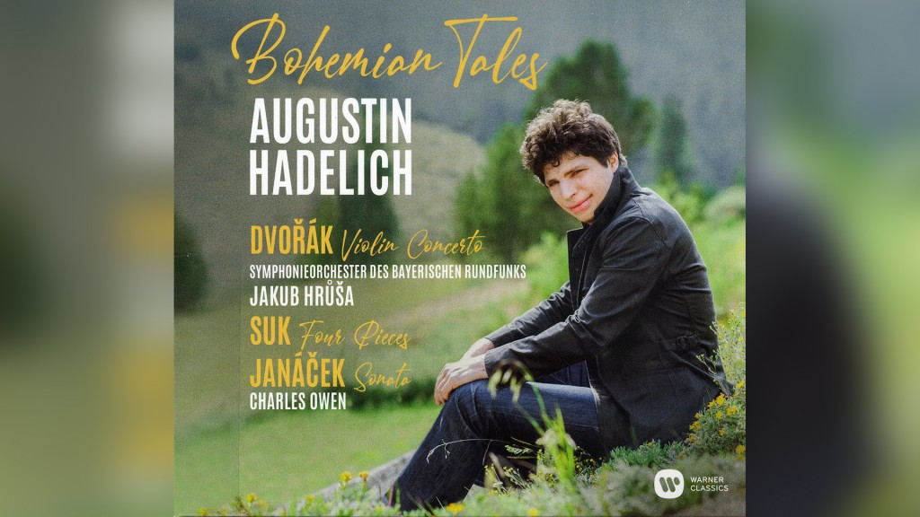 "Augustin Hadevich: ""Bohemian Tales"" (Cover) (Foto: Warner Classics)"