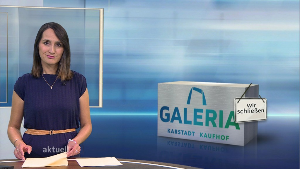 Foto: Kerstin Gallmeyer im Studio