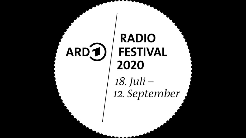 Illustration zum ARD Radiofestival 2020