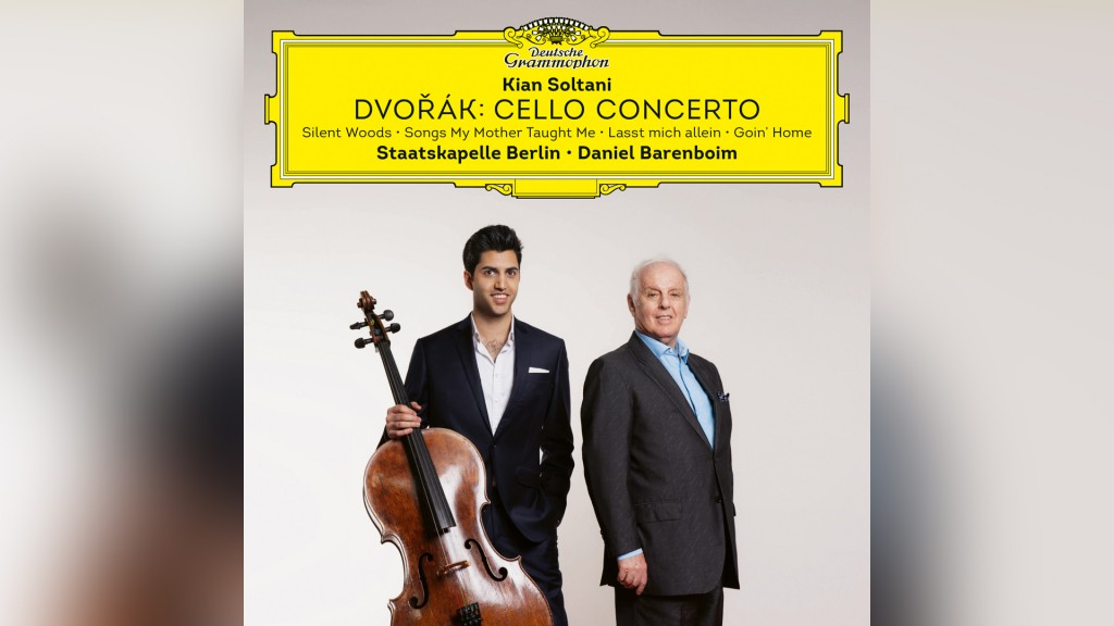 CD-Cover (Deutsche Grammophon)