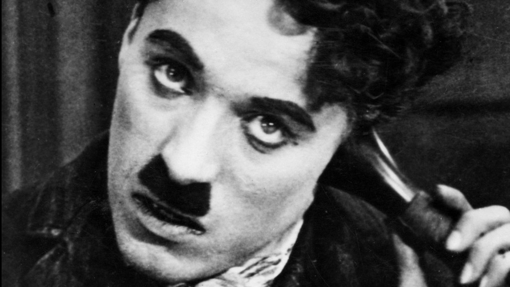 Charly Chaplin (Foto: Imago Images/UnitedArchives)