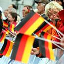 Festtagsstimmung zum Tag der deutschen Einheit (Foto: dpa)