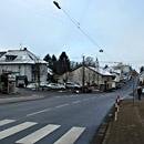 Dorfmitte Ittersdorf (Foto: Heinz Rickert)