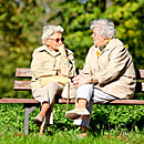 Senioren (Foto: dpa)