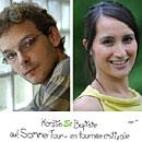 Baptiste Schweitzer und Kerstin Gallmeyer