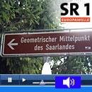 Geometrischer Mittelpunkt des Saarlands