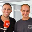 Holger Büchner und Klaus Brettschneider