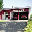 Feuerwehrhaus in Kerlingen (Foto: Heimatverein Kerlingen)