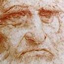 Leonardo da Vinci - Selbstbildnis