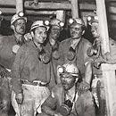 Bergleute in Luisenthal (Foto: RAG)