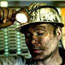 Bergleute im Porträt (Foto: dpa)