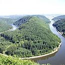 Saarschleife (Foto: Saarschleife Touristik GmbH)
