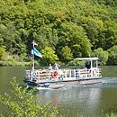 Saarschleifenfähre (Foto: Saarschleife Touristik GmbH)