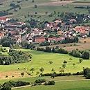 Blick auf Böckweiler