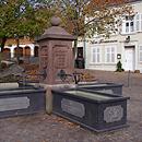 Nikolausbrunnen Düppenweiler (Foto: Gemeinde Beckingen)
