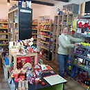Im Wollmilchladen (Foto: Uwe Jäger)
