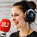 Lena im SR 1 Interview