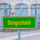 Ortsschild Sengscheid (Foto: Michael Haßdenteufel)