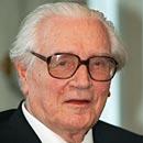 Konrad Zuse, der Erfinder des Computers (Foto: dpa)
