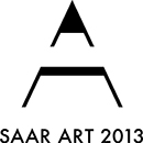 Logo Saar Art 2013