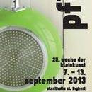 Plakat der St. Ingberter Pfanne 2013