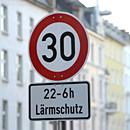 Verkehrsberuhigung (Foto: dpa)