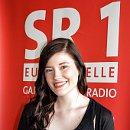 Madeline Juno zu Gast bei SR 1