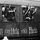 Soldatenszene aus dem Ersten Weltkrieg (Foto: dpa)