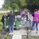 Draisinenbahn (Foto