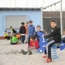 Der neu gestaltete Spielplatz in Bexbach (Foto: Ralf Schug)