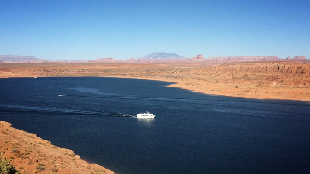 Lake Powell (Foto: Oliver Hottong)