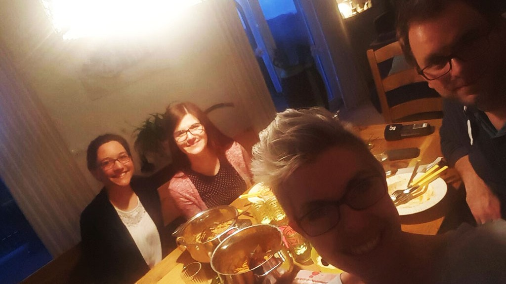 Clean-Eating-Treffen in Biringen
