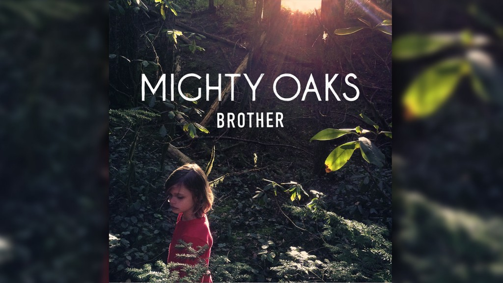 CD Cover Mighty Oaks - Brother (Bild: Universal Music)