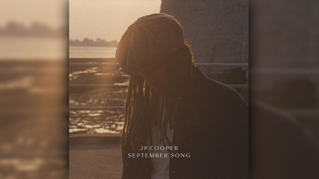 CD Cover JP Cooper - Septembersong (Bild: Universal Music)