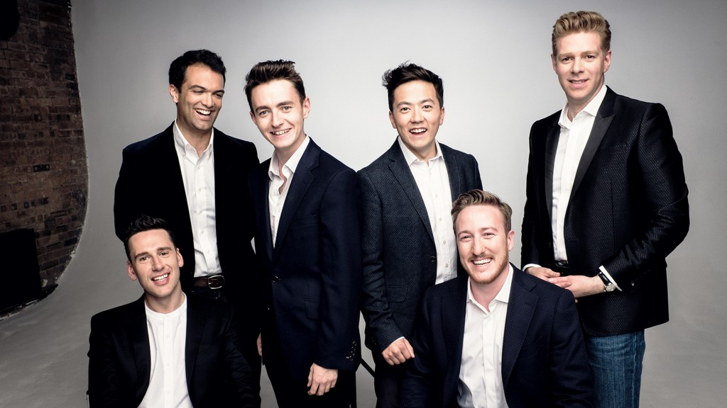The King's Singers (Foto: Andy Staples)