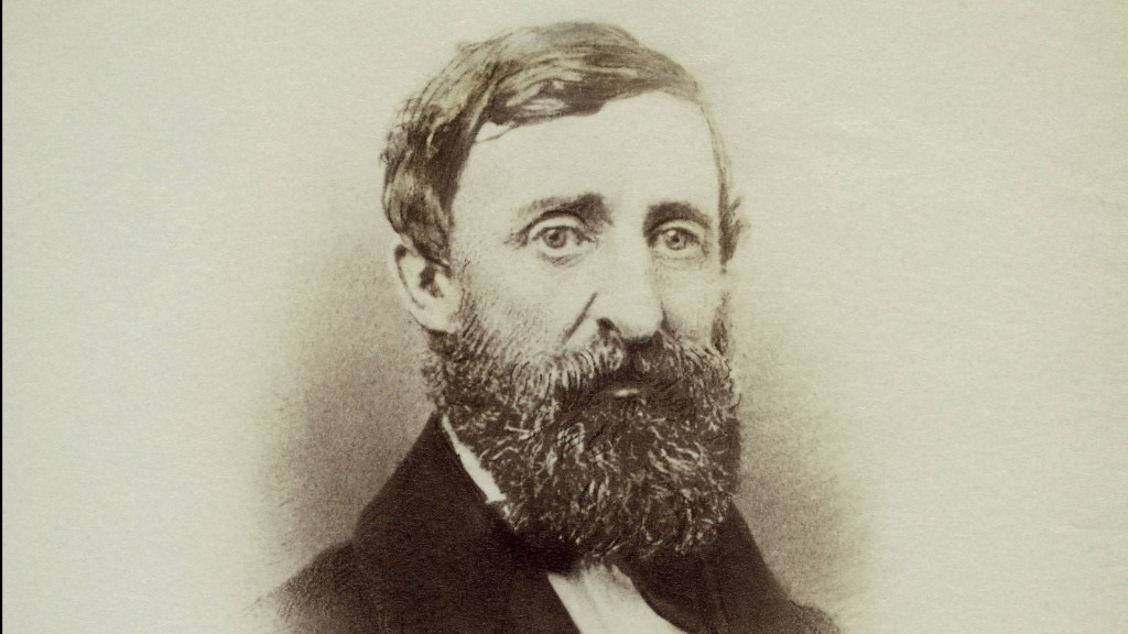 Henry David Thoreau (Foto: imago/ZUMA Press)