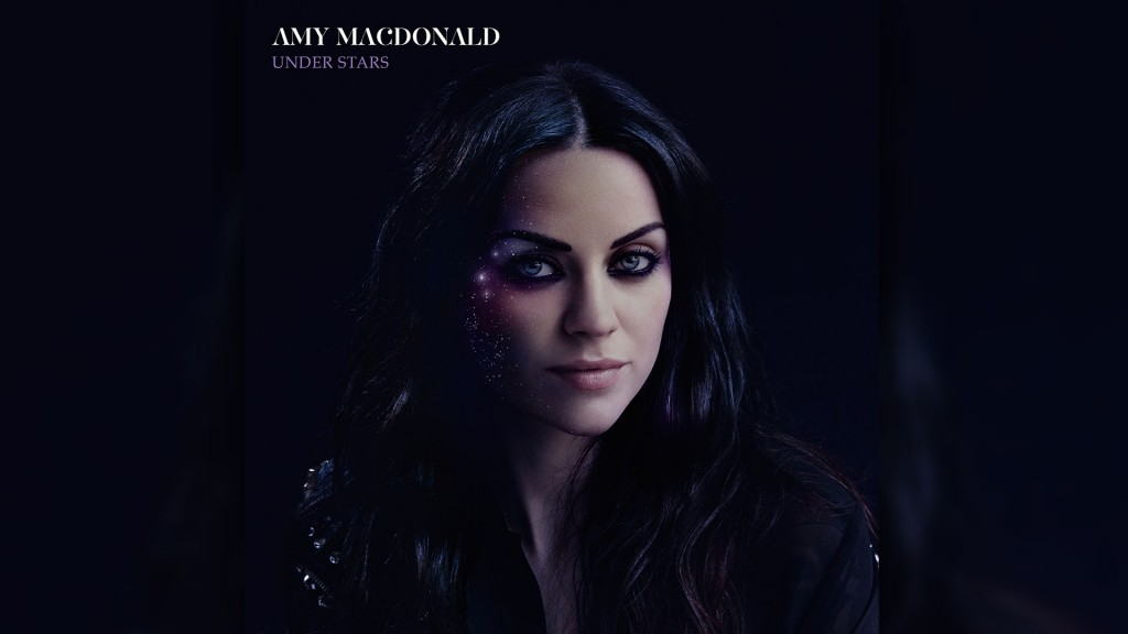 CD-Cover Amy MacDonald - Under Stars (Universal Music)