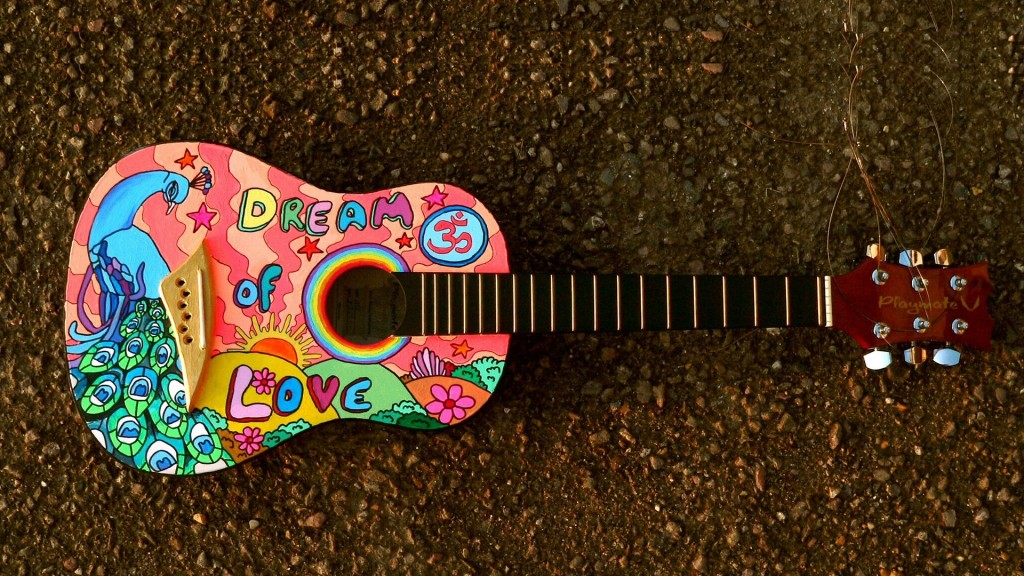 Love, Peace and Music (Foto: pixababy (CC0))
