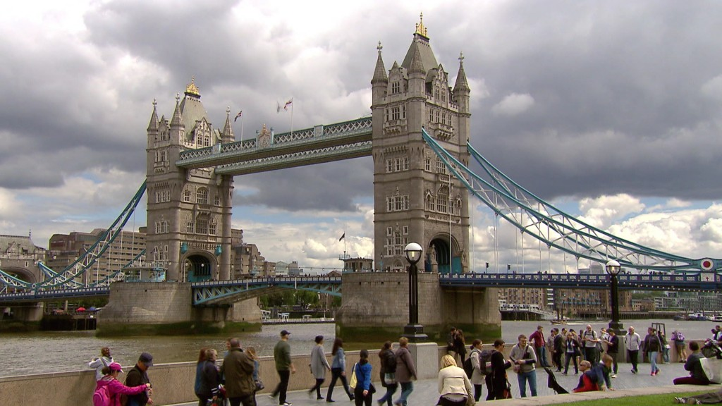 Foto: Tower Bridge in London